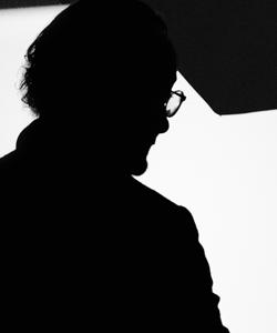 Le photographe Paolo Roversi pendant son atelier au lycée Brassaï